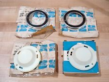 NOS MOPAR 1964-8 DODGE,PLYMOUTH,CHRYSLER COURTESY LAMP BEZELS & LENSES NIBS!!!