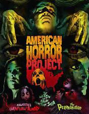 AMERICAN HORROR PROJECT 1 (...-AMERICAN HORROR PROJECT 1 (6PC) (W/DVDBlu-Ray NEW