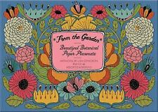 From the Garden - Beautiful Botanical Paper Placemats: Artwork by Lisa Congdon -