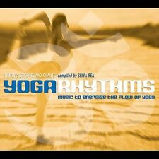 Yoga Rhythms by Shiva Rea (CD, Feb-2003, Sounds True)
