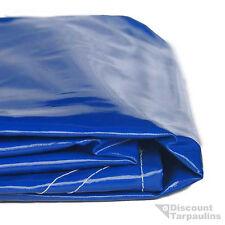 PVC Truck Tarp Best Quality 1.8m x 2.4m 6' x 8' 100% Waterproof Tarpaulin