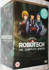 Robotech - The Complete Series - 18 DVD Box Set - BRAND NEW & SEALED (Robo Tech)