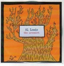(BY440) Al Lewis, The Arsonist - 2011 DJ CD