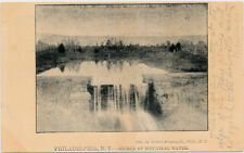 PHILADELPHIA NY – Source of Municipal Water - udb (pre 1908)
