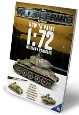 AMMO of Mig Jimenez The Weathering Book-How to Paint 1:72 Military Vehicles (SE)