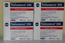 4x Testosterol 120 Caps Pro Testosterone Booster Muscle Growth Anabolic PCT