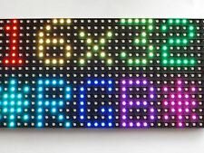 Adafruit Medium 16x32 RGB LED matrix panel