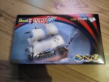 Easy Kit Pirate Ship 1/350 Revell Easykit Model Kit #6850 NEW German