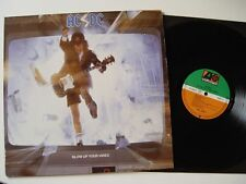 AC/DC - Blow up your Video ATLANTIC WX144 7 81828-1 LP Vinyl NM-