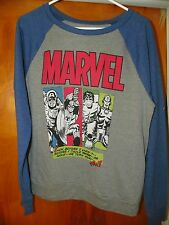 NEW MARVEL Comics The Avengers Ladies / Womens Sweater LARGE 11/13 - O17