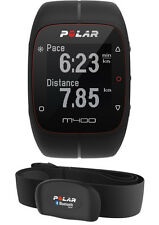 Polar Wrist Watch M400 HRM GPS Sports Fitness Training Cycling Running Swimmi