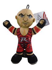"8 ""Wrestling WWE Figure Soft Toy - RYBACK - licence officielle (PL50) RED SUIT"