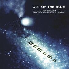 RICK WAKEMAN - OUT OF THE BLUE (REMASTERED EDITION)  CD NEU