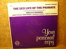 THE SEX LIFE OF THE PRIMATE [and other Bits of Gossip] LP
