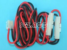 DC Power Cable T Shape for Kenwood TM-V7A TR-751A TR-751E TM-231 TM-241 114 inch