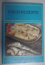 Fischrezepte, Verlag für die Frau 3. Auflage 1980/DDR-Kochbuch~~schön erklärt!!!