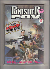 PUNISHER P.O.V. #1-4 SET