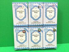 6X GLUTA GLUTATHIONE PURE SOAP WHITENING SKIN BEAUTY BLEACHING ANTI AGING 70 g