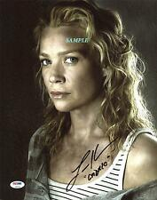 LAURIE HOLDEN #1 REPRINT AUTOGRAPHED SIGNED PICTURE PHOTO WALKING DEAD RP GIFT