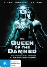 QUEEN of the DAMNED  [OZ MOVIE ] 2002 = AALIYAH  = PAL 4 = SEALED