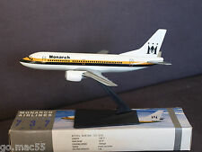 Early Monarch Airlines Boeing B737-300 Push Fit Model 1:200 Scale