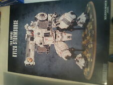 WARHAMMER 40K TAU KV128 STORMSURGE BATTLESUIT NEW & SEALED