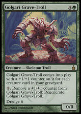 Magic the Gathering MTG 1x Golgari Grave-Troll x1 LP Ravnica 8 Available