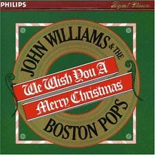 Boston Pops Orchestra : We Wish You a Merry Christmas CD (1990)