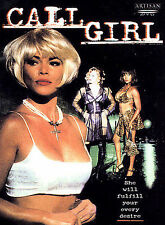 Call Girl (DVD, 2002) Escort Service Prostitution BRAND NEW!!