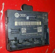 AUDI A4 B8 [2008-2011] DOOR CONTROL UNIT MODULE - PASSENGER LEFT - 8K0959792J