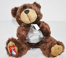 Teddy Bear Hershey's Kiss Advertising Stuffed Plush Soft Toy  Love Embroidery