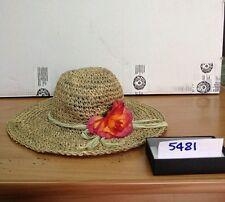 cappello elegante cerimonia erba taglia unica hat cocktail donna