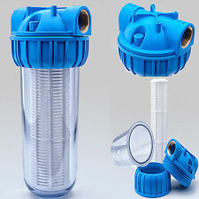 PREFILTER WATER FILTERS 1'' - 5000 L/h PUMP DOMESTIC WATERWORKS