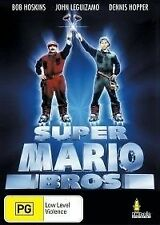Super Mario Bros. (DVD, 2008) R4 BRAND NEW SEALED - FREE POST!