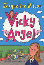 Vicky Angel by Jacqueline Wilson (Paperback, 2001)