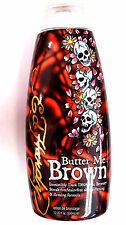 Ed Hardy Butter Me Brown Indoor Tanning Bed Lotion Bronzer