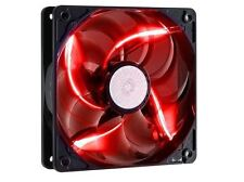 CoolerMaster SickleFlow 120mm Silent Red LED PC Case Cooling Fan