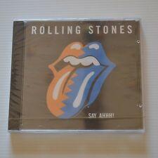 ROLLING STONES- Say ahhh! -1989 CD 17-TRACKS PROMO-ONLY SAMPLER NEW & SEALED !!!