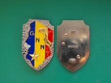 N°5 insigne militaire pucelle armée promotion infanterie génie parachutistes etc