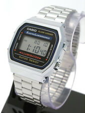 CASIO Digital Classic  Chronograph A168W Illuminator A168 A-168