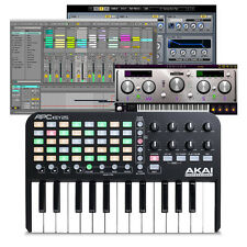 AKAI APC Key 25 USB MIDI Keyboard Controller For Ableton Live Includes Live Lite