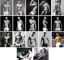 David Beckham, CRISTIANO RONALDO ARMANI or MARK WAHLBERG Calvin Klein PHOTO