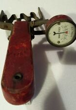 Antique Battery Testor Working Cell Check Gauge 6 12 Volts Vintage Automotive