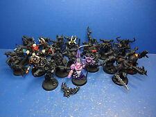 17+1 Chaos Marines + Hexer + Havoc der Chaos Space Marines UMBAU
