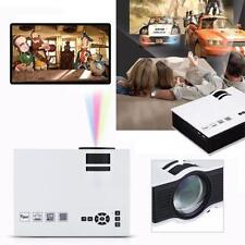 1800lumens 1080P HD LED LCD Mini Hogar Multimedia Projector HDMI VGA USB SD AV