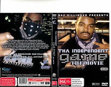 Tha Independent Game:The Movie-Daz Dillinger-2002-Documentary Music-DVD
