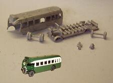 P&D Marsh N Gauge N Scale G55 Bristol LWL single deck bus kit requires painting