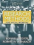 Research Methods for Social Workers (5th Edition)-ExLibrary