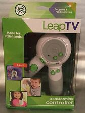 LeapTV Gaming System Transforming Controller Add Second Controller Friends Play