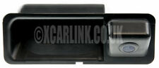 BMW 5 Series E60 Boot Trunk Handle Replacement Rear Reversing View Camera